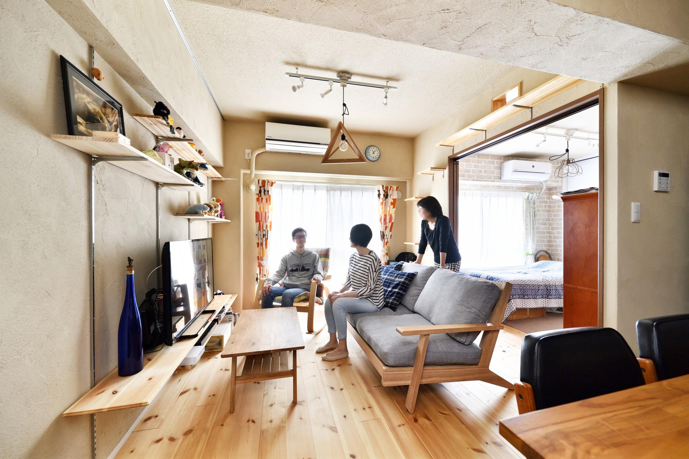 WEB「リノベりす」に横浜市の施工事例・H様邸が紹介されました。