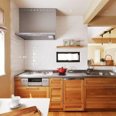 キッチンのリノベーション・リフォーム施工事例
