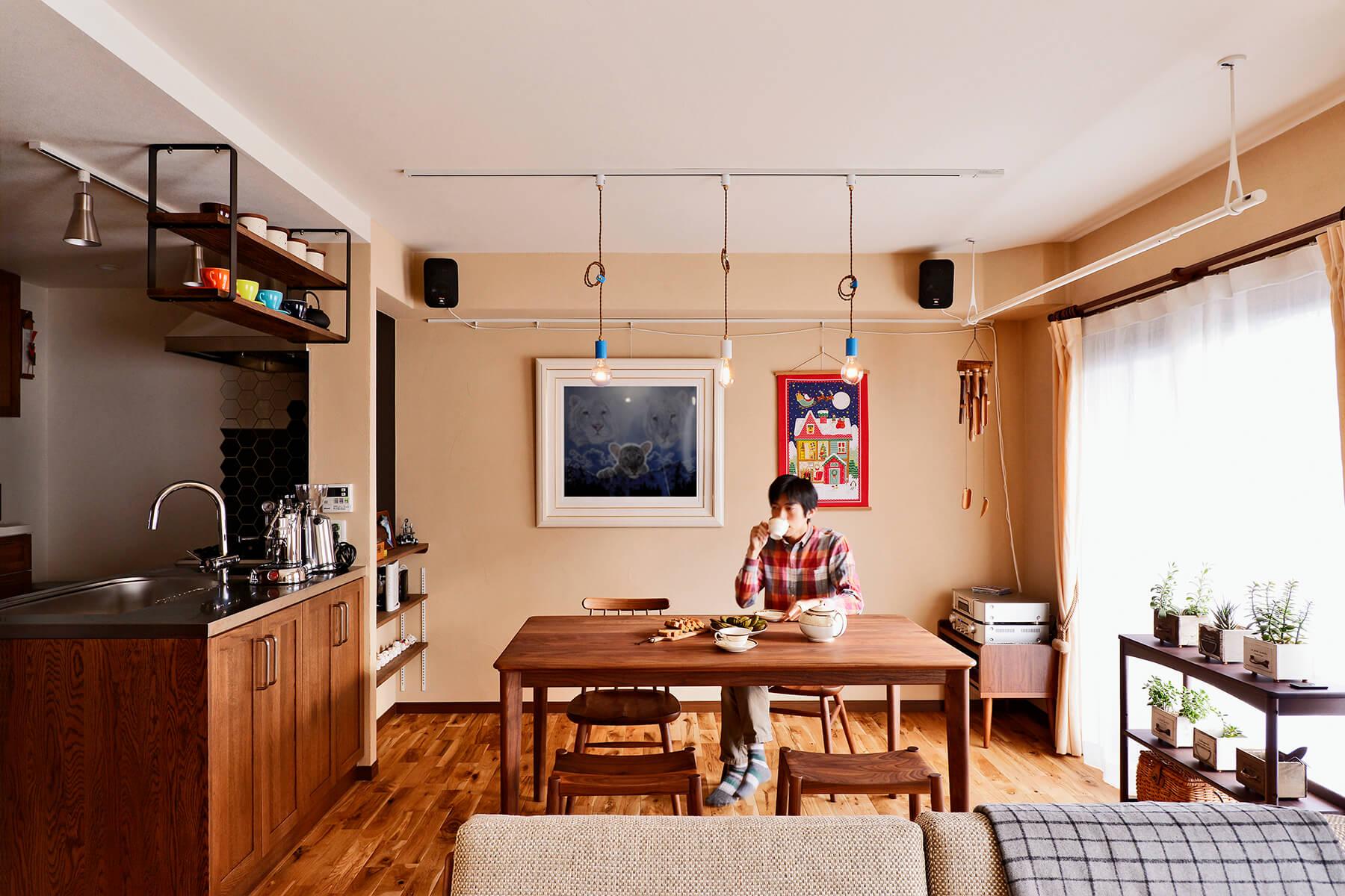 住宅WEBメディア「リノベりす」に東京・世田谷区の施工事例・N様邸が紹介されました。