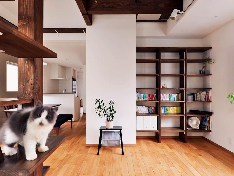 住宅WEBメディア「リノベりす」に横浜市港北区の施工事例が紹介されました。