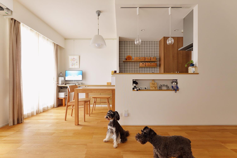 住宅WEBメディア「リノベりす」に横浜市都筑区の施工事例が紹介されました。