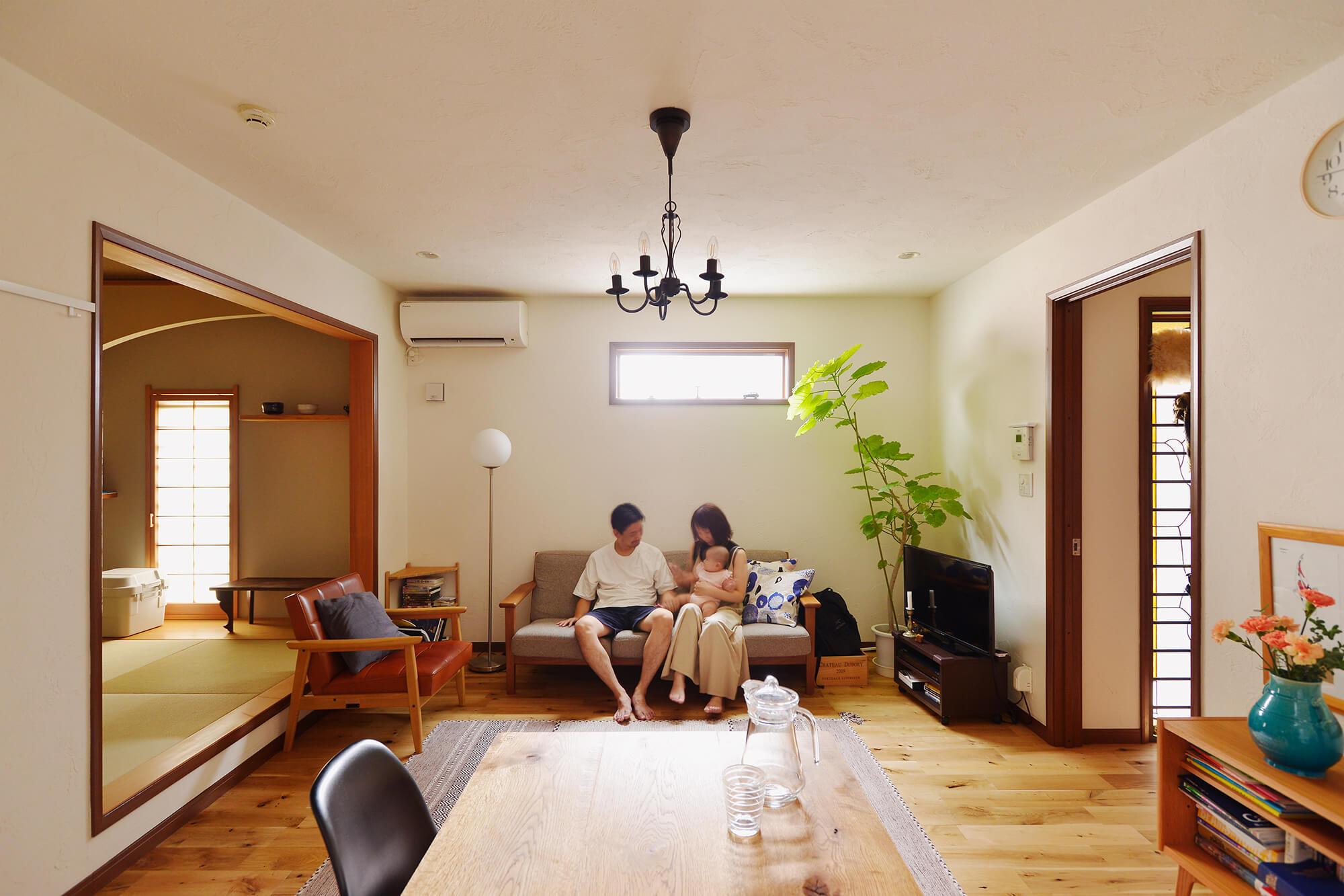 住宅WEBメディア「リノベりす」に横浜市南区の施工事例が紹介されました。